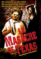 The Texas Chain Saw Massacre - Argentinian Movie Cover (xs thumbnail)