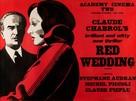 Les noces rouges - British Movie Poster (xs thumbnail)