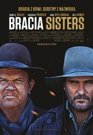The Sisters Brothers - Polish Movie Poster (xs thumbnail)