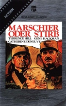 March or Die - German Movie Cover (xs thumbnail)