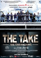 The Take - German poster (xs thumbnail)