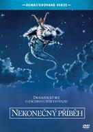 Die unendliche Geschichte - Czech DVD cover (xs thumbnail)
