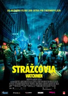 Watchmen - Slovak Movie Poster (xs thumbnail)