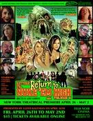 Return to Return to Nuke 'Em High Aka Vol. 2 - Movie Poster (xs thumbnail)