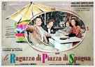 Le ragazze di Piazza di Spagna - Italian Movie Poster (xs thumbnail)