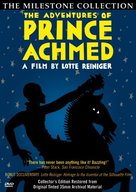 Abenteuer des Prinzen Achmed, Die - DVD movie cover (xs thumbnail)