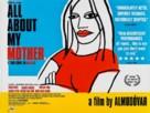 Todo sobre mi madre - British Movie Poster (xs thumbnail)
