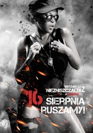 The Expendables 2 - Polish Movie Poster (xs thumbnail)