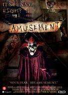 Amusement - Dutch DVD movie cover (xs thumbnail)