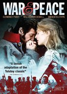 """War and Peace"" - DVD movie cover (xs thumbnail)"