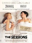 The Sessions - French Movie Poster (xs thumbnail)