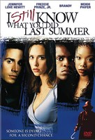I Still Know What You Did Last Summer - DVD cover (xs thumbnail)