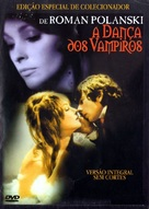 Dance of the Vampires - Brazilian DVD movie cover (xs thumbnail)