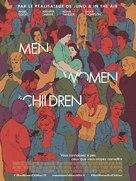 Men, Women & Children - French Movie Poster (xs thumbnail)