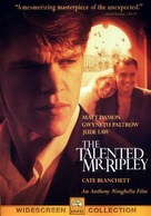 The Talented Mr. Ripley - Movie Cover (xs thumbnail)