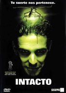 Intacto - Spanish Movie Cover (xs thumbnail)