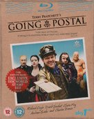 Going Postal - Irish Blu-Ray cover (xs thumbnail)
