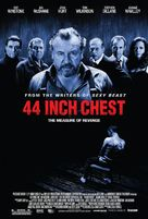 44 Inch Chest - British Movie Poster (xs thumbnail)