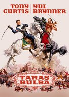 Taras Bulba - DVD cover (xs thumbnail)