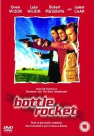 Bottle Rocket - British DVD movie cover (xs thumbnail)