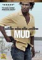 Mud - DVD cover (xs thumbnail)