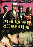 Itty Bitty Titty Committee - British DVD cover (xs thumbnail)
