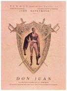 Don Juan - Movie Poster (xs thumbnail)