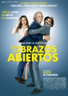 À bras ouverts - Spanish Movie Poster (xs thumbnail)