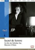A Woman's Secret - French DVD movie cover (xs thumbnail)