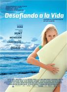Soul Surfer - Mexican Movie Poster (xs thumbnail)