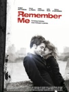 Remember Me - French Movie Poster (xs thumbnail)