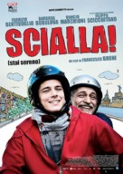 Scialla - Italian Movie Poster (xs thumbnail)
