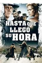 C'era una volta il West - Spanish Movie Cover (xs thumbnail)