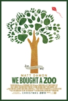 We Bought a Zoo - Movie Poster (xs thumbnail)