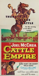 Cattle Empire - Movie Poster (xs thumbnail)