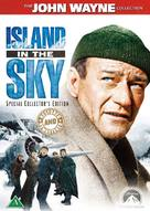 Island in the Sky - Danish DVD cover (xs thumbnail)