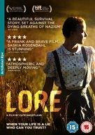 Lore - British DVD cover (xs thumbnail)