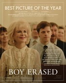 Boy Erased - For your consideration movie poster (xs thumbnail)