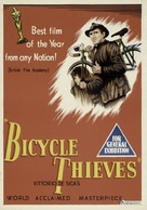 Ladri di biciclette - Australian Movie Poster (xs thumbnail)