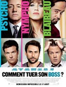 Horrible Bosses - French Movie Poster (xs thumbnail)