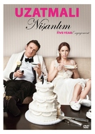 The Five-Year Engagement - Turkish DVD movie cover (xs thumbnail)