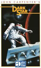 Dark Star - German VHS cover (xs thumbnail)