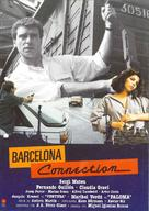 Barcelona Connection - Spanish Movie Poster (xs thumbnail)