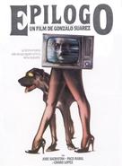 Epílogo - Spanish Movie Poster (xs thumbnail)
