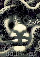 La mort en ce jardin - German Movie Poster (xs thumbnail)