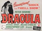 Dracula - British Movie Poster (xs thumbnail)