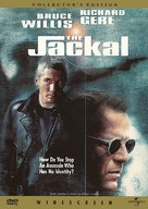 The Jackal - DVD movie cover (xs thumbnail)