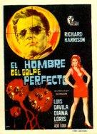 L'uomo del colpo perfetto - Spanish Movie Poster (xs thumbnail)