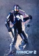 RoboCop 2 - Movie Poster (xs thumbnail)