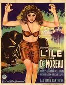 Island of Lost Souls - Belgian Movie Poster (xs thumbnail)